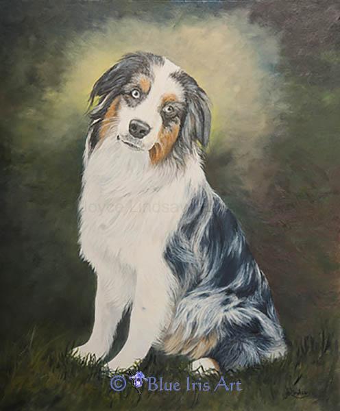 Link to Custom Pet Portrait